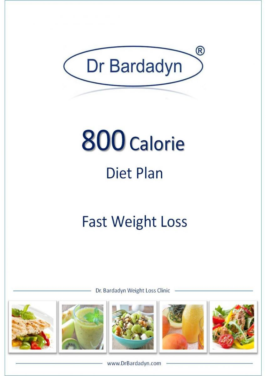 DrBardadyn com - Lose weight fast with Dr  Bardadyn Clinic Diet Plans